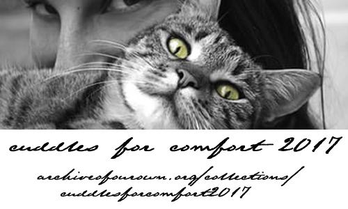 Cuddles for Comfort 2017 banner